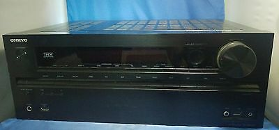 Onkyo TX - NR609 7.2 Channel Network THX Certified A/V Receiver  Good condition