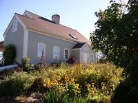Historic restored older home near Canning, Wolfville & Kingsport