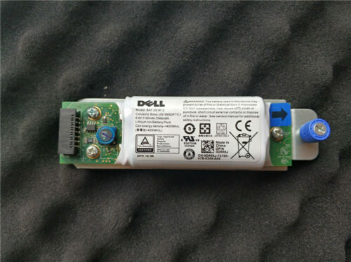 New D668J Battery for Dell Raid Controller PowerVault BAT 2S1P MD 3200i 3220i