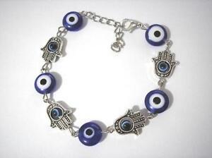 Bead Evil Eye Bracelets
