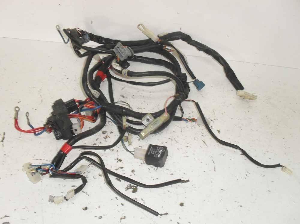 Schema Elettrico Elettroventola : Cablaggio impianto elettrico aprilia scarabeo t ditech