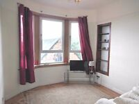 Lovely Furnished 1 Bedroom flat with views of Glasgow, Redecorated.