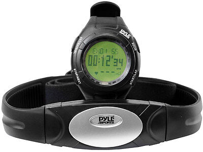 PYLE PHRM28 Advance Heart Rate Watch  W/ Calorie Counter & Target Zones