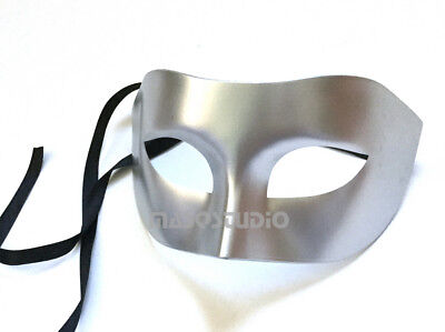 Simple Classic Mens Masquerade Eye Mask Halloween Costume Dance Prom Dress up