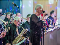 The Supertonics Big Swing Band at Jennett's Park Bracknell on Saturday 19th May 2018