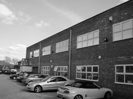 Modern Offices To Let Ferndown Industrial Estate - From £199 + Vat Per Month.