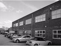 Superb Refurbished Office To Let - Ferndown Ind Est, Wimborne, £299 + vat, Flexible Terms.