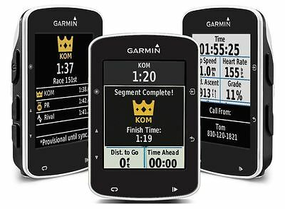 New Garmin Edge 520 Gps Cycling Computer   Gps   Bluetooth   Ant