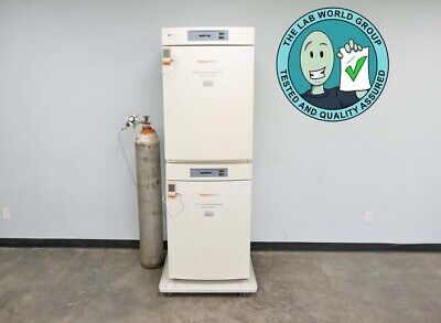 Thermo 3110 Co2 Water Jacketed Double Stack Incubator With Warranty See Video