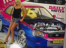 subaru WRX sti show car drag car evo Windsor Hawkesbury Area Preview