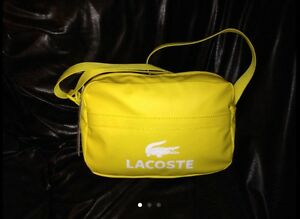Sac lacoste