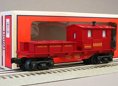 LIONEL GREAT NORTHERN LIGHTED WORK CABOOSE 6-31746 gn o gauge train 6-36694 NEW on Rummage