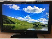 """40"""" Technika 1080p LCD Television - Home delivery available"""