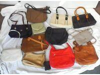 45 MIXED HAND BAGS / SHOULDER BAGS