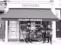 Butcher Required for Award Winning London Butcher