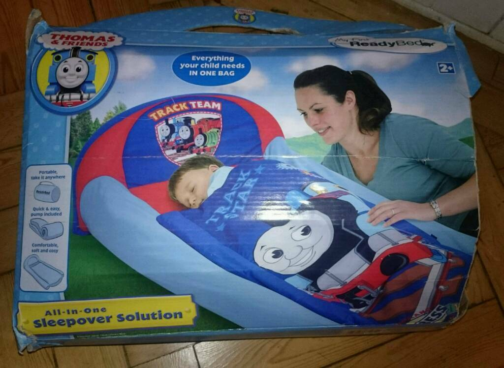 Child's inflatable bed - Ready bed - Thomas the Tank Engine