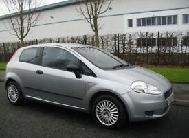 Fiat Grande Punto 1.3 Multijet 16v 75 Active ++ONLY £30 ROAD TAX LOW INSURANCE GROUP IDEAL1st CAR