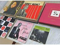Lot 50+ Vinyl Records, 50s 60s 70s, 12-inch 33rpm, 10-inch 33rpm, 45rpm