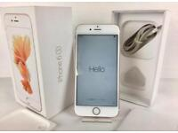 iPhone 6S 16 GB Rose Gold Unlock / Open Network