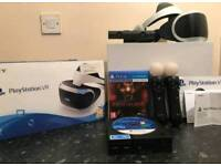 Psvr controllers game