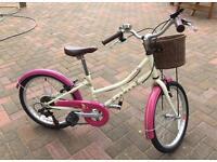 Girls Dawes lil duchess 20 inch bike excellent condition