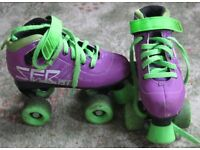 Childs Roller Boots, size 1