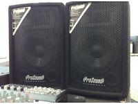 Prosound PS-08 Speakers