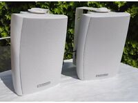 Cambridge ES30 Outdoor speakers. Unused and in good condition.
