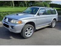 Mitsubishi, SHOGUN SPORT, Estate, 2005, Manual, 2477 (cc), 5 doors