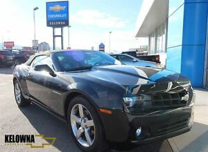 2011 Chevrolet Camaro 1LT Convertible, 304 HP, Bluetooth, Alloys