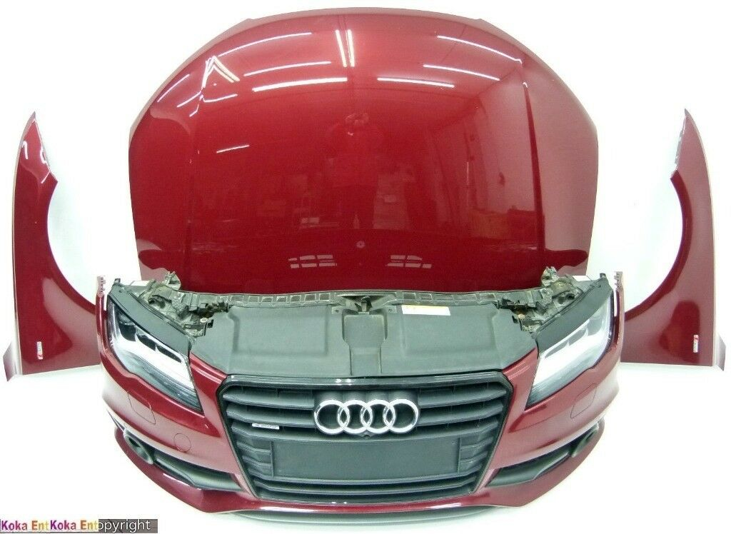 Front end assembly - LHD Audi A7 4G 3.0 TDI quattro 2010-2016