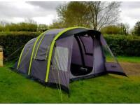Air beam tent, 4 person, brand new