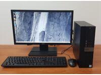 Dell PC Computer Windows 10, Intel i5-6500, 8GB RAM & 500GB HDD