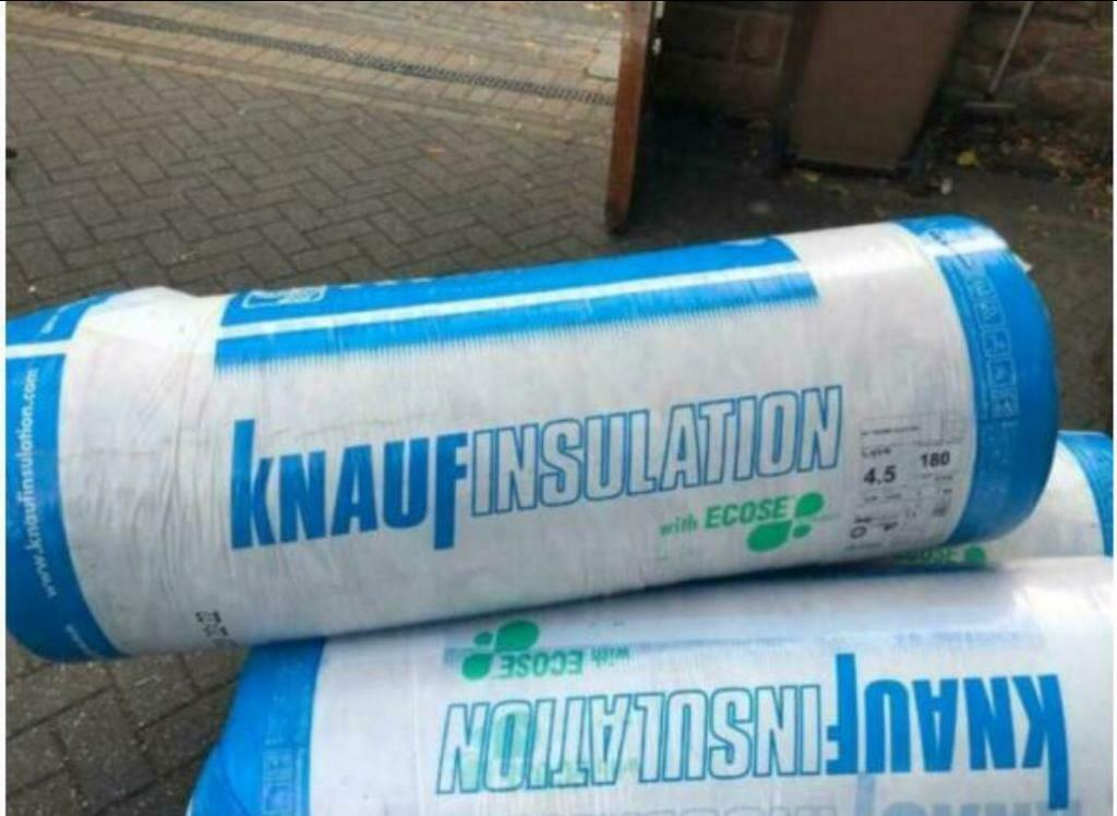 Knauf insulation rolls for sale | in Sherwood, Nottinghamshire | Gumtree