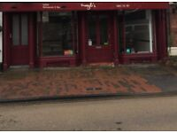 Commercial Property for Lease (A3/A5 permission) £36,000pa