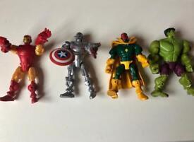 Marvel Avengers Mashers