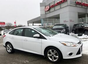 2013 Ford Focus LOW MILEAGE ACCIDENT FREE