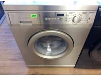 SMEG Stainless Steel , Silver , 5KG WASHER DRYER + 3 Months Guarantee + FREE LOCAL DELIVERY