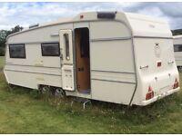 Carlight 15ft, 2 berth caravan for sale