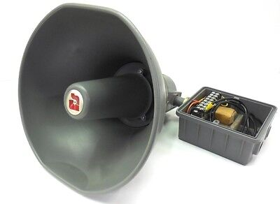 Federal Signal Speaker Transformer Coupled Siren Signal Device Am302
