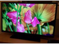"""Polaroid 40""""Full HD (1080p) LED TV with Built-in Freeview"""