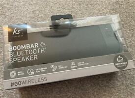 Boombar + Bluetooth Speaker