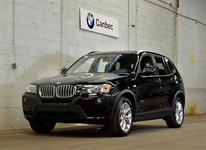 2013 BMW X3 xDrive28i | PANORAMA SUNROOF