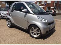 SMART FORTWO MHD PULSE 2009 LOW MILEAGE