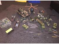 Army Toy Bundle