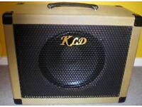 Tweed 1x12 112 Speaker Cab Cabinet with Eminence Legend 1218 150 Watt 8 Ohm Speaker