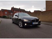 BMW 3 SERIES 2.0 320d EfficientDynamics 4d r (startstop)