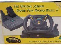 The Official Jordan Grand Prix Rracing Wheel ll
