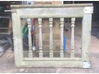 Garden/Deck Gate