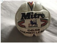 Signed 1995 swfc football